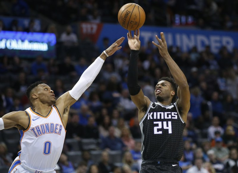 Kings get big win over Thunder