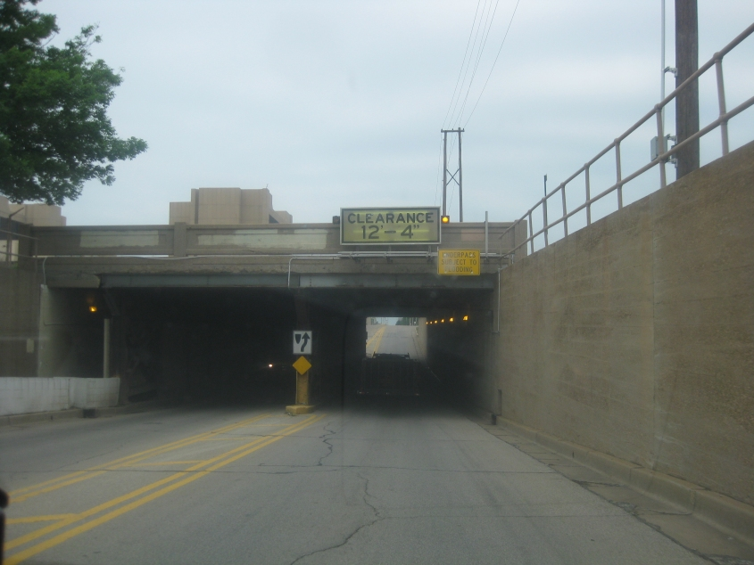 South Avenue underpass to be closed Tuesday for repairs