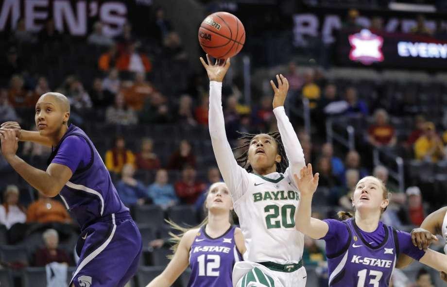 Baylor Lady Bears breeze past Kansas State