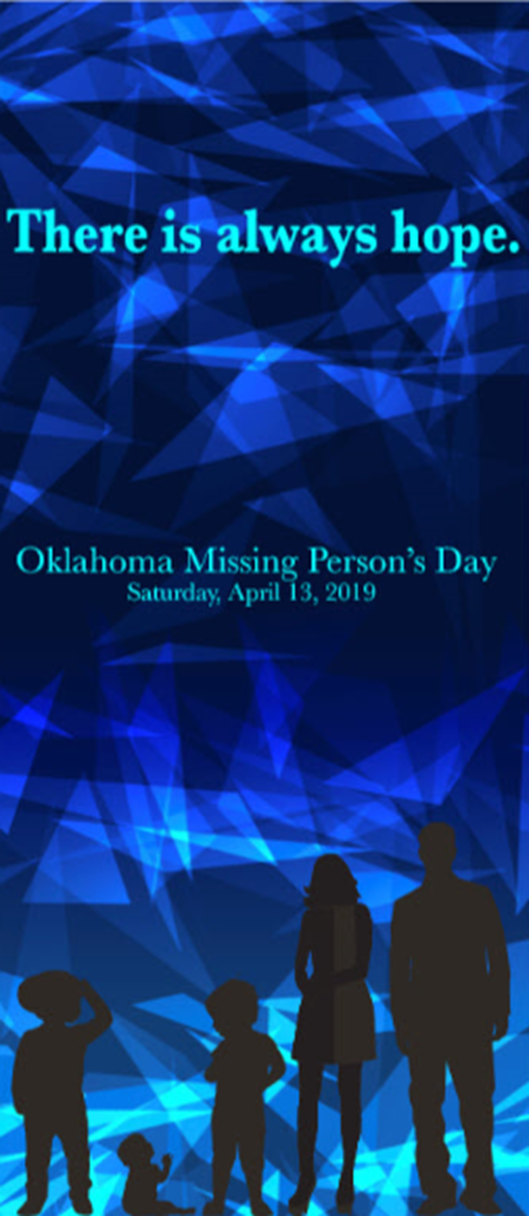 Missing Persons Day set for April 13