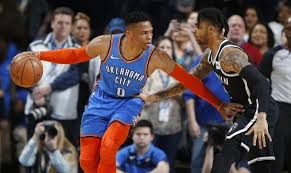 Westbrook scores 31 points against Brooklyn Nets