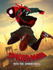 Free movie Tuesday at The Poncan Theatre: Spiderman: Into the Spider-Verse