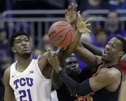 TCU holds off Oklahoma State 73-70