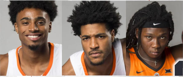 Three former OSU basketball players, former cheerleader, charged