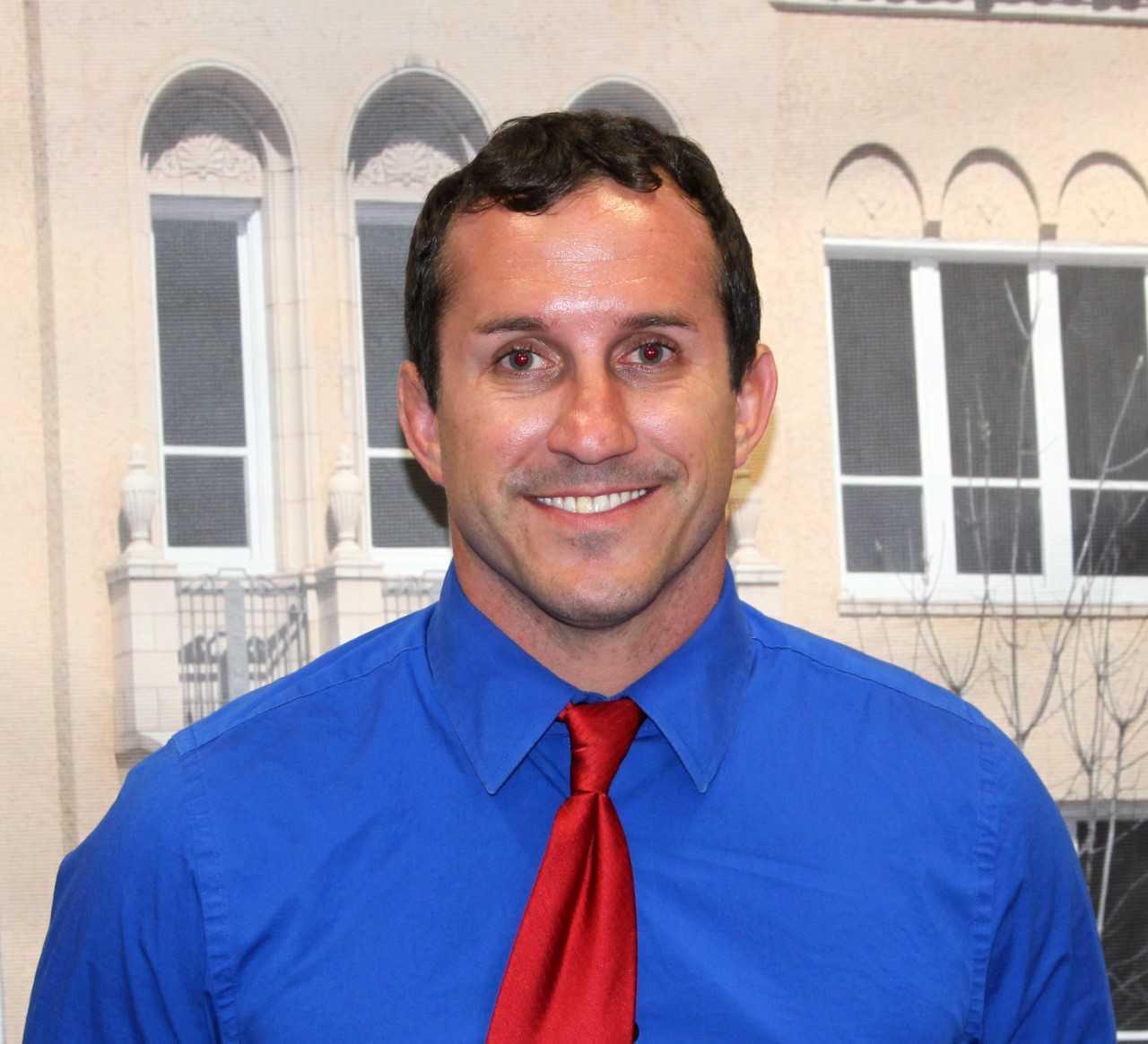 Jared Wynn officially named head wrestling coach