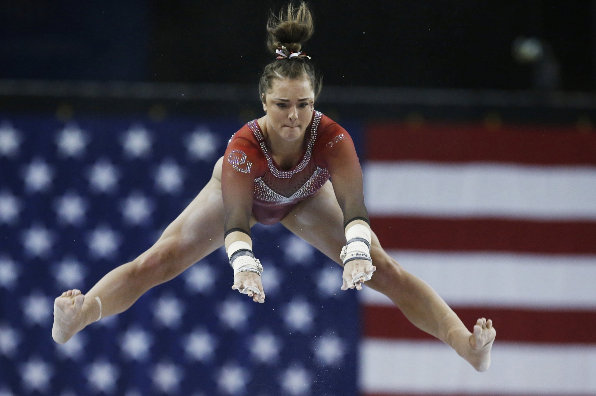 4-time champ Nichols is more than Athlete A in Nassar case