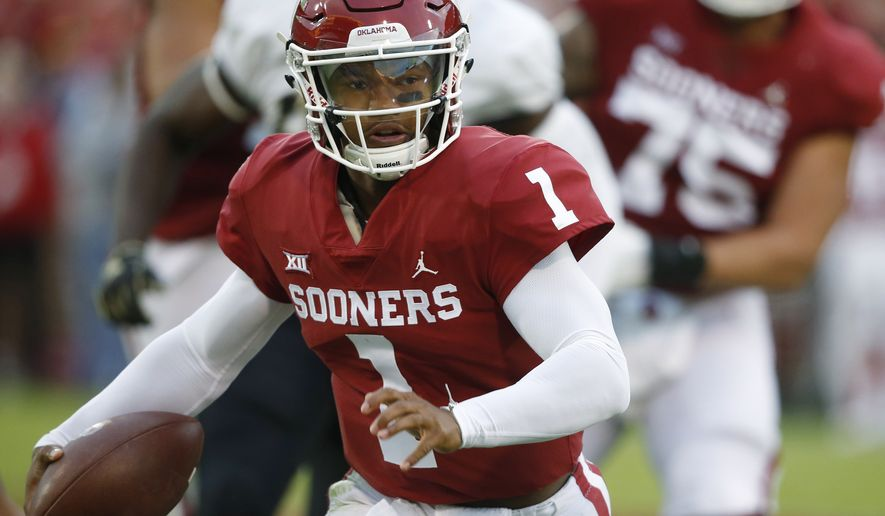 Kyler Murray to meet with Redskins
