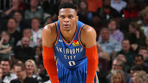 Westbrook gets 34th triple-double of the season in Thunder win against Milwaukee
