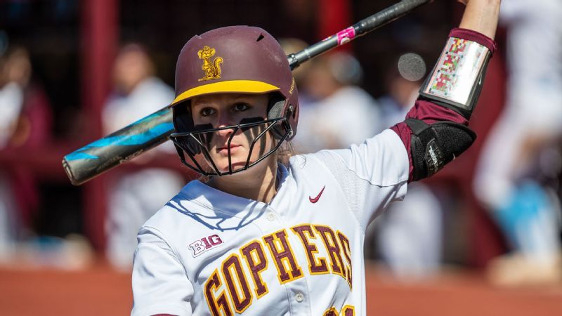 Minnesota reaches Women's College World Series