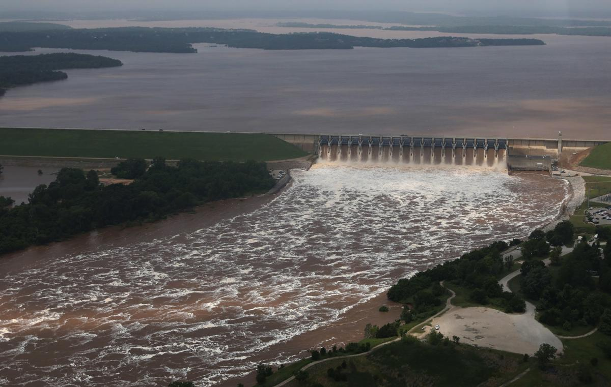 Keystone Dam increases release of water to 254,943 CFS
