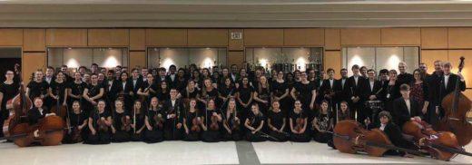 Ponca City High School Symphony Orchestra presents Spring Concerto Concert Friday