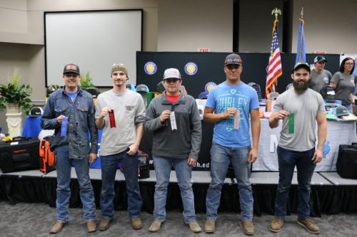 PTC student takes top prize in third annual Weld for Work competition