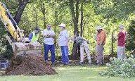 Investigators in Oklahoma exhume 2 bodies in 1995 cold case