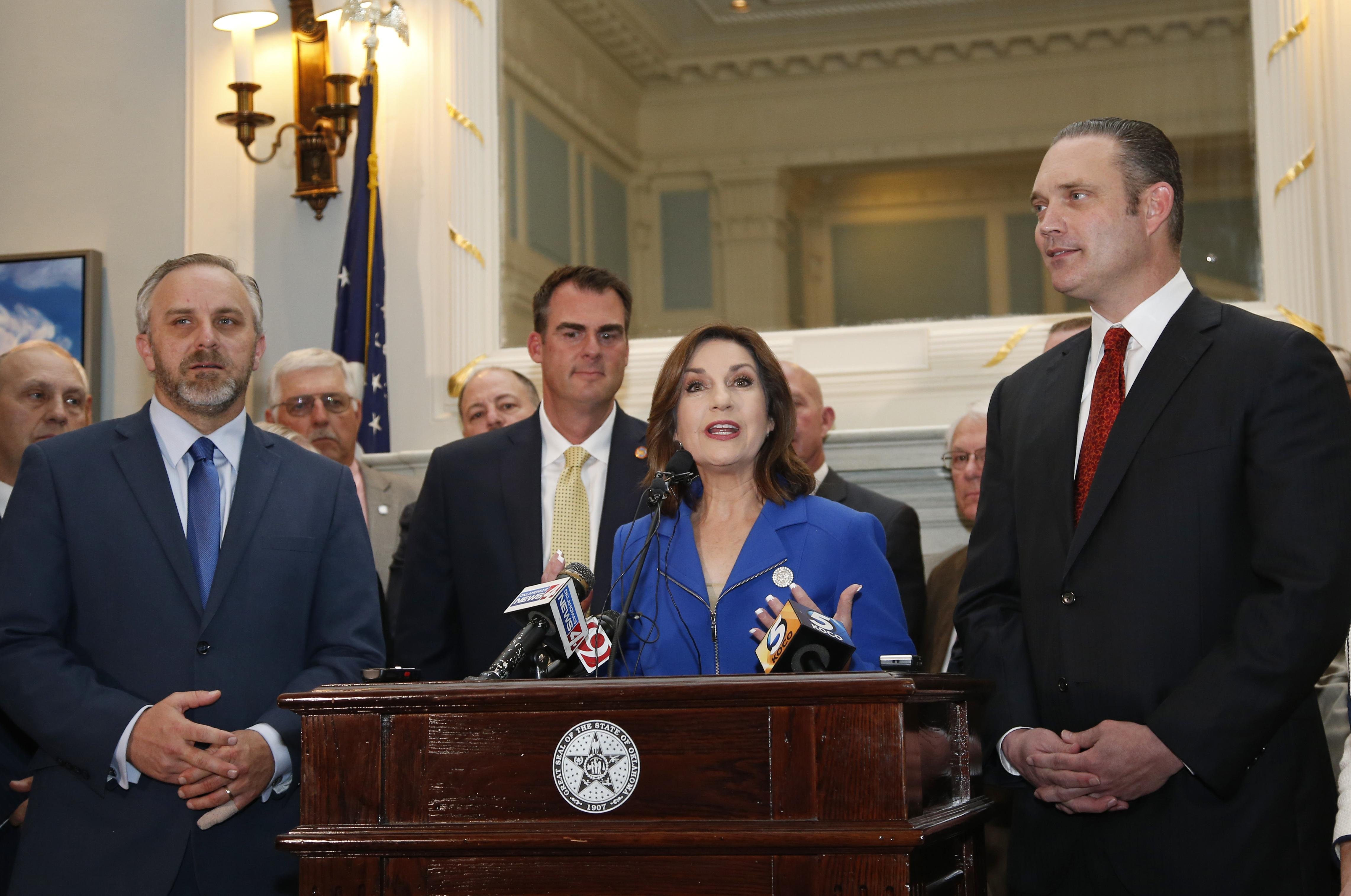 Governor, Senate, and House leadership announce FY 2020 Budget Deal