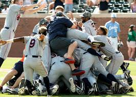 Auburn, Arkansas post blowout wins in super regionals