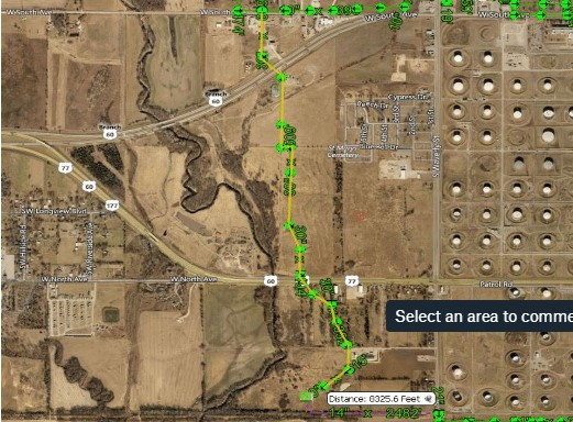 Utility Authority approves construction contract for sewer interceptor