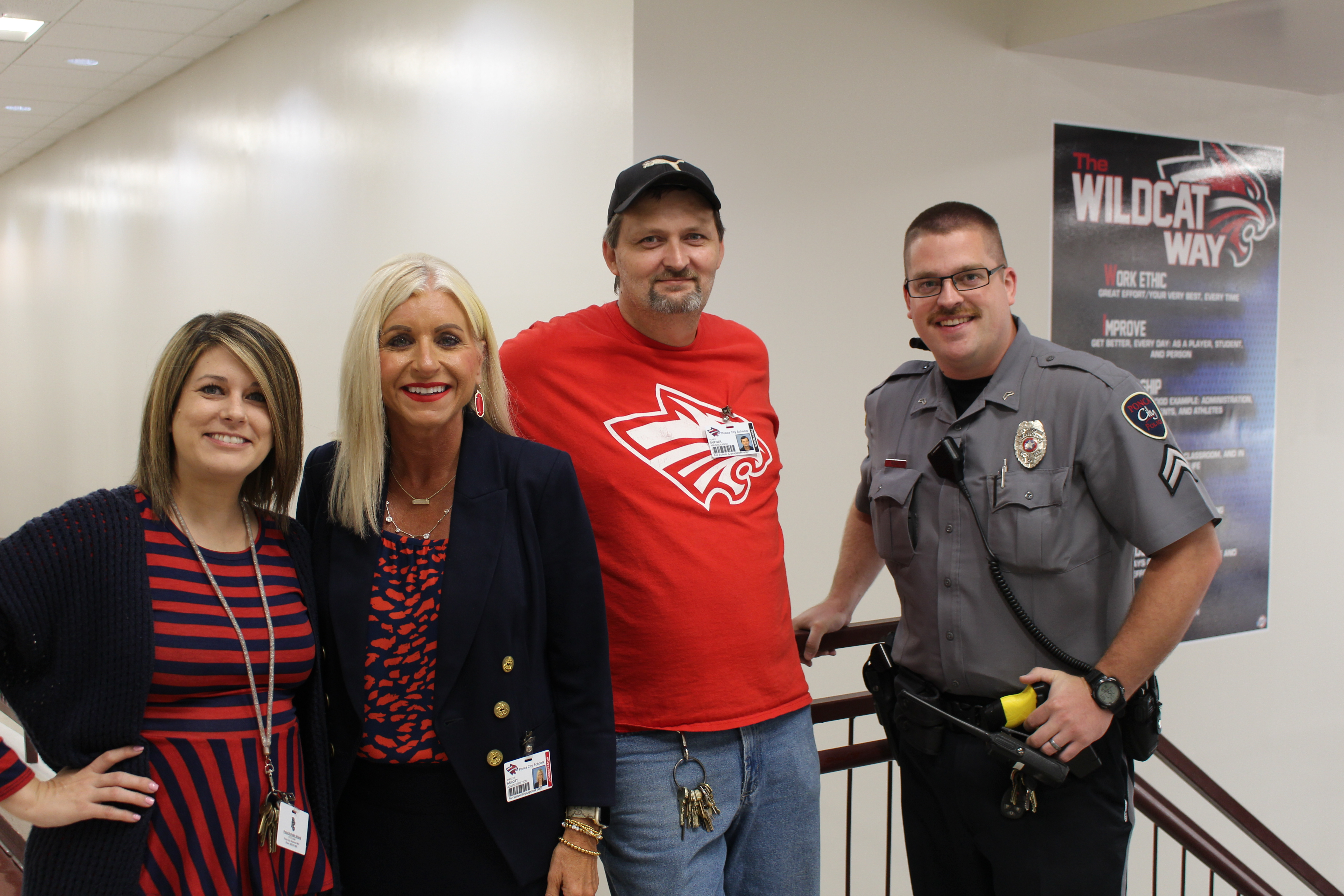 Great start to school year reported by Ponca City Public ...
