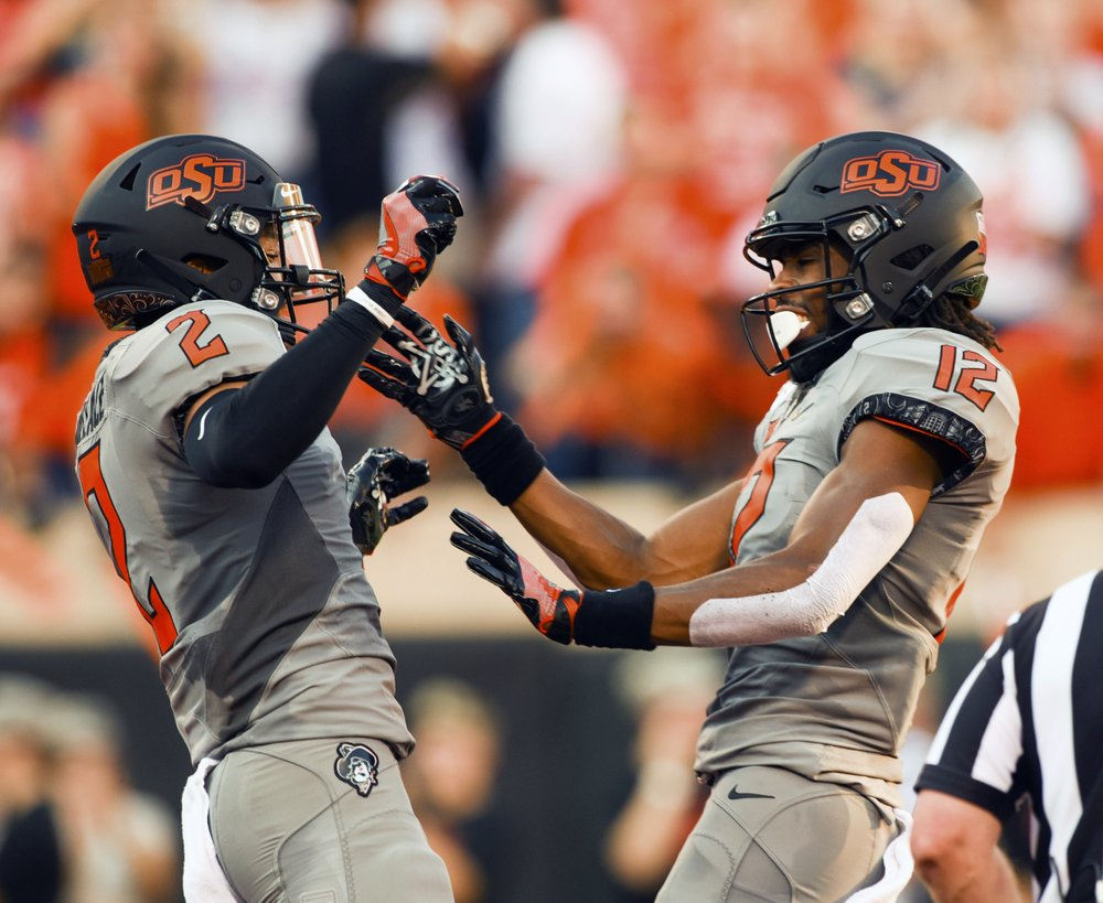 Oklahoma State, Texas A&M to meet in Texas Bowl