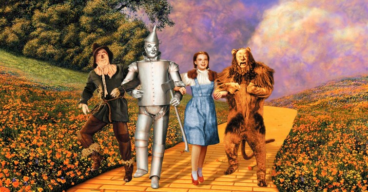 'Wizard of Oz' showing Friday at The Poncan Theatre