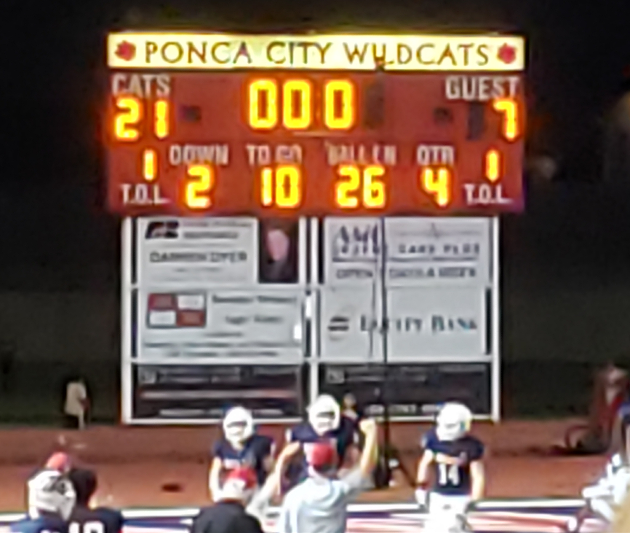 Wildcats Win Homecoming!