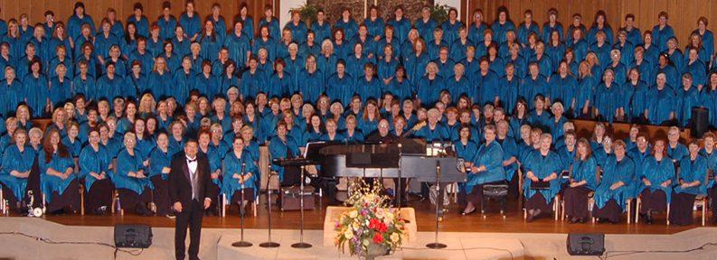 Singing ChurchWomen of Oklahoma to perform Thursday night