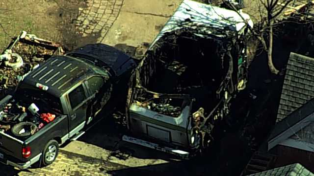 Two found dead after Oklahoma City fire
