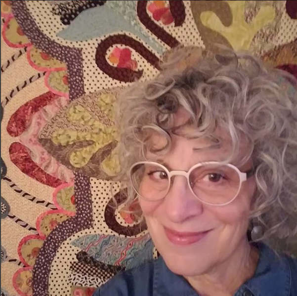 Patti Coppock will speak at Pioneer Area Quilters Guild March 2