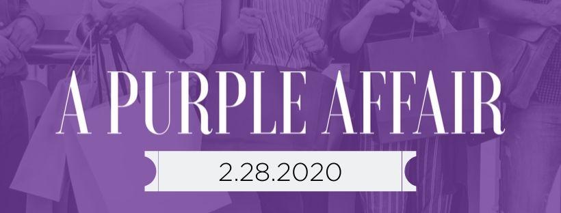 'A Purple Affair' benefit Feb. 28 at Osage Casino Event Center