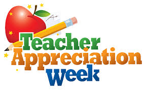 PCPS Celebrates Teacher Appreciation Week May 4-8