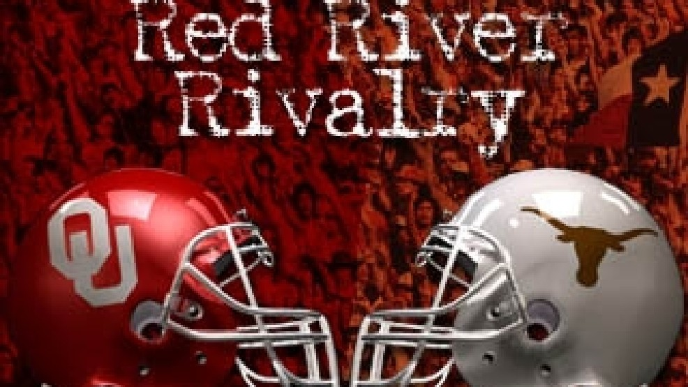 Red River more normal for No. 6 Oklahoma and No. 21 Texas