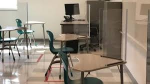 Oklahoma schools may offer in-school quarantine of students