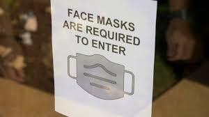 East Middle School Students Make Masks