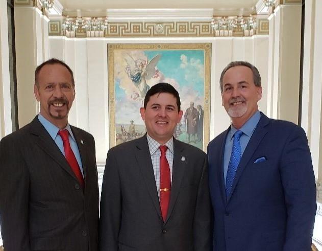 Chamber to hold Oklahoma Legislative Update Friday